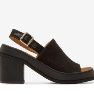 MM6 canvas sandal